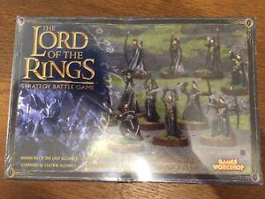 Games Workshop LOTR Warriors of the Last Alliance 05-24 (2005 ed.) BNIB Sealed