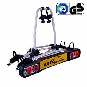 Auto Companion 2 Rear Platform Bike Cycle Bicycle Carrier 50mm Towball Mount