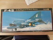 KIT MAQUETTE AVION PLANE 1/72 FUJIMI F-4S PHANTOM II BLACK BUNNY 7A-G1-1000