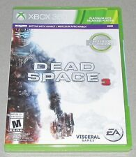 Dead Space 3 for Xbox 360 Brand New! Fast Shipping!