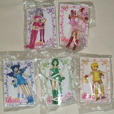 "Tokyo Mew Mew Real Figures Collection Full set 4.3"" 11cm Dolls Takara Furuta New"