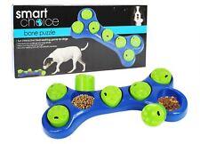 Pet Feeder Bowl Puzzle Treat Slow Feeding Interactive Game Dog Training Rewards