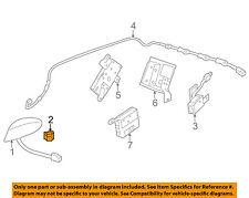 HONDA OEM-Radio Antenna Nut 39153TA0A01