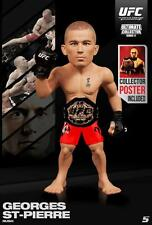 GEORGES ST. PIERRE ROUND 5 UFC SERIES 11 REG. EDITION ULTIMATE COLLECTORS FIGURE