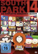 3 DVDs  * SOUTH PARK - STAFFEL / SEASON 14 # NEU OVP +