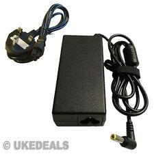 19v Pa3468e-1ac3 Laptop Toshiba Cargador Fuente de Alimentación del Reino Unido + plomo cable de alimentación