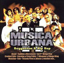 Musica Urbana, Vol. 2, Various Artists, New