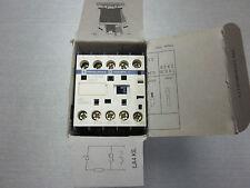 Telemecanique Square D LC1K0610E7 motor contactor relay 48V 3HP-480V