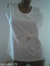 camiseta mujer Talla 46 P.V.P. tiendas fisicas 47 € NUEVA shirt woman REF. 23