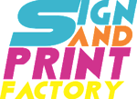 Sign And Print Factory