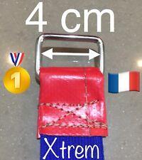 Sangle Xtrem ELASTIQUE ELASTIC NOIR  Hover Kart Hoverkart Hovercart Attache