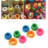 24/32/40/48pcs Thread Spool Huggers Keep Thread Spools From Unwinding Sewing US