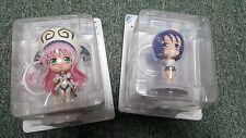 To Love Ru- Lala & Haruna- Kyun Chara Chibi Figures- Banpresto- Japan Import