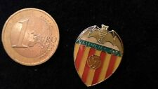 Logotipo al fútbol pin badge FC Valencia España