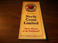 JUNE 1943 NP NORTHERN PACIFIC RAILROAD SYSTEM PUBLIC TIMETABLE SCARCE WWII ISSUE