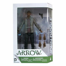 "Arrow TV Series JOHN DIGGLE 6"" Action Figure New boxed"