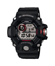 Mens Casio G-shock Rangeman Alarm Chronograph Watch Gw-9400-1er