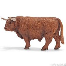 *NEW* SCHLEICH 13658 Highland Bull - RETIRED Cattle