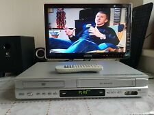 Silva Schneider DVC4015 6-HEAD VHS VIDEORECORDER / DVD PLAYER mit FB