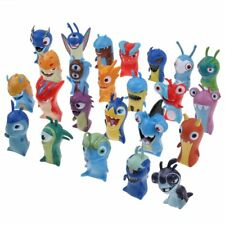 24pcs Lot Slugterra Elemental Slugs Toy Slug Terra Figure Figurine No Box