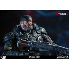 McFarlane Toys Gears of 4 Marcus Fenix Collectible Action Figure 7