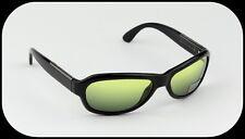 Benetton gafas de sol Sunglasses mod UCB 314 501 verde negro nuevo