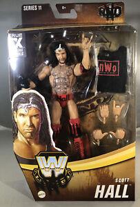 WWE Legends Elite Collection Scott Hall Series 11 NWO
