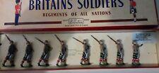 Britains POST WAR toy soldiers set #1901