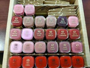 MILANI Color Statement Lipstick ~ Choose Your Color~READ DESCRIPTION, TAN CAB