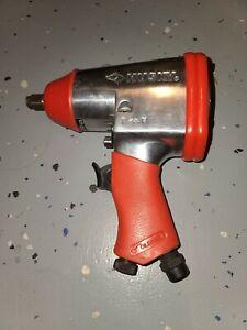 Husky 1/2 Impact Wrench Orange And Chrome