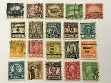 old stamps  USA  x  20
