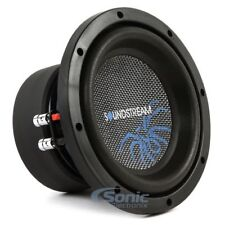 """New! Soundstream R3.8 500 Watts 8"""" Reference R3 Dual 2 Ohm Car Audio Subwoofers"""