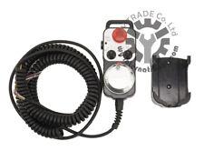 HEDSS 4 AXIS CNC Pendant 100 MPG Control JOG encoder ISMM1468 5V,12V,24VDC