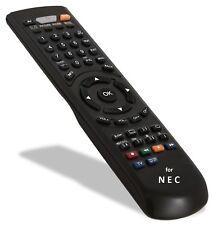 Remote Control REM06KBAUP1 for NEC TV Models : NLT32HDB2, NLT40HDB2, NLT46HDB2