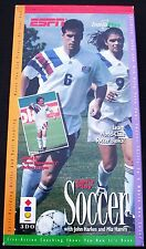 3DO Console.ESPN Lets Play Soccer