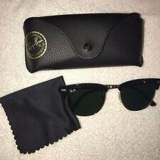 RAY BAN RB 3016 W0365 Classic Clubmaster Wayfarer Sunglasses