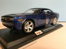 Maisto 2006 Dodge Challenger Concept 2020 Special Edition Exclusive Style #31396
