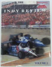 1992 Indy Review Indianapolis 500 IndyCar Series Yearbook Al Unser Jr. Galles