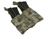 Pouch Case molle pals millitary mag airsoft bag atacs au Waterproof tactic