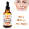 30ml Pure Vitamin C 20% Serum Face Skin Care Hyaluronic Acid Anti Aging Wrinkle