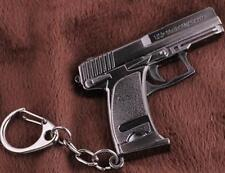 Classic UPS pistol​ Weapon Mini Gun Model Metal Keyring Keychain Key Ring Chain*