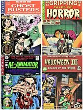 horror movie fake comics cover art 7 unofficial gildean t shirts take your pick