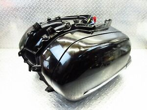 2001 01-05 Honda Goldwing GL1800 OEM Saddlebags Luggage Storage Left Right Pair