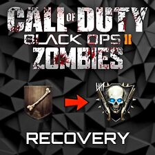 Call of Duty Black Ops 2 Zombies Recovery Mod | Max Level - Xbox 360 & Xbox One