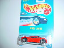 HOT WHEELS #453 AUDI AVUS 5 SPOKE VARIATION FREE USA SHIPPING