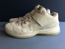 ADIDAS RG3 ENERGY BOOST Men's SZ 12 Training Shoes White