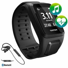 TomTom Spark - Cardio - Music - HP - Small GPS Multi-Sport Fitness Watch (A)