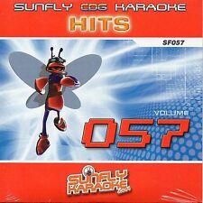 Sunfly Hits Karaoke Disc Vol 057 SF057 - ABBA, Bonnie Tyler, Venus