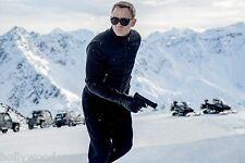 DANIEL CRAIG JAMES BOND 007 SPECTRE HECKLER & KOCH H&K VP9 GUN PHOTO POSTER NEW