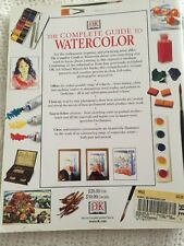 """""""THE COMPLETE GUIDE TO WATERCOLOR"""" Book By Smith + Lloyd"""